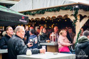 Winter Village Hoofddorp publiek