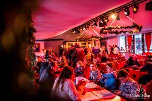Winter Village Hoofddorp pop-up restaurant