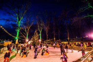 Winter Village Laren Ijsbaan