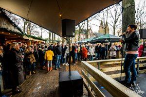 Danny Froger Openingsceremonie Winter Village Laren