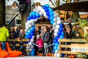 Openingsceremonie Winter Village Laren