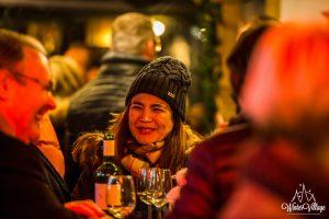 Winter Village Laren Buitenterras Publiek