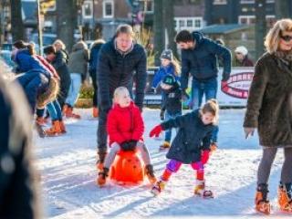 Winter Village Laren Openlucht Ijsbaan