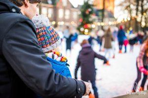 Winter Village Baarn Publiek