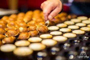 Winter Village Amstelveen Kerstmarkt Poffertjes Kraam